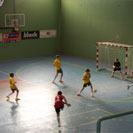 Vikings Futsal -v- CFS Laguna (Tour Match)