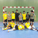 Vikings Futsal, Barcelona coaching session (Santi Gea)
