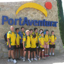 Vikings Futsal at PortAventura