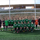 Cheltenham & District Schools FA pre-match at Futbol Salou