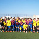 North Queensland - v - FC Barcelona (Tour match)