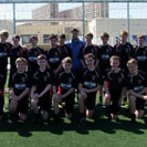Cheltenham & District Schools FA training at RCD Espanyol